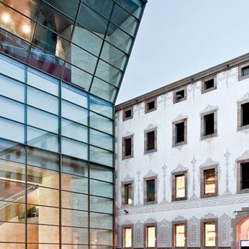 Barselona Sanat Müzeleri Kartı