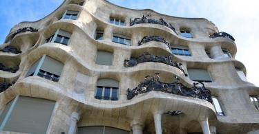 Casa Mila ( La Pedrera) - Dış Görünüş