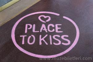 Eyfel Kulesi Birinci Kat - Place to Kiss