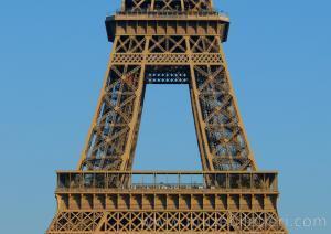 Eyfel Kulesi'nin İkinci Katı