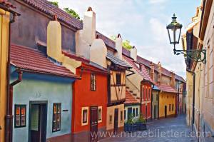 Golden Lane - Altın Yol - Prag Kalesi Giriş Ücreti ve Bileti