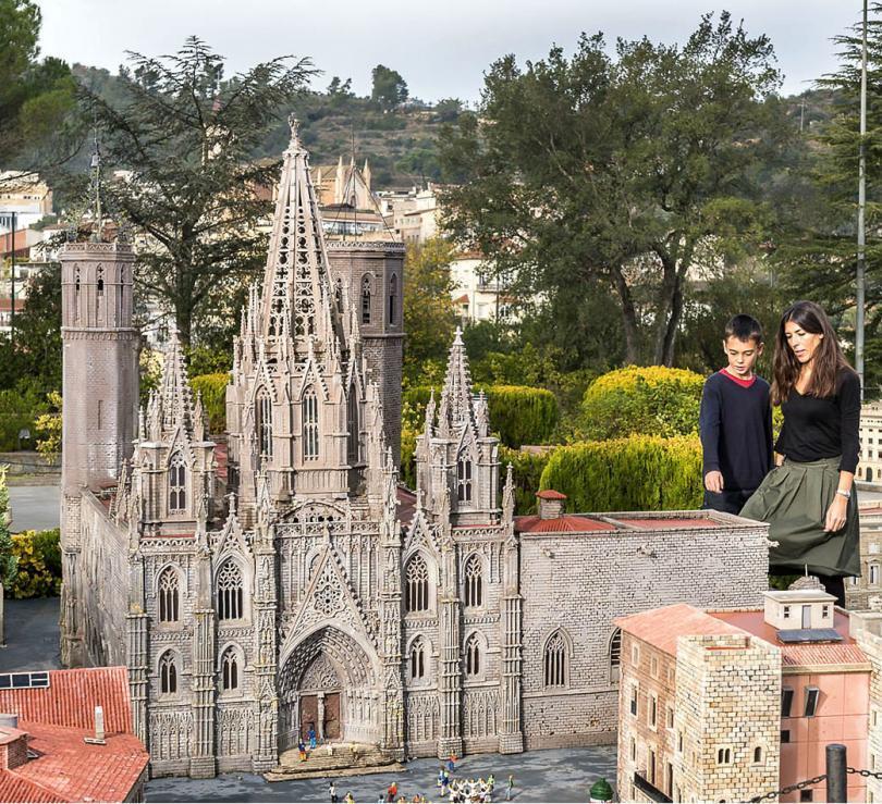 Katalonya Minyatür Parkı