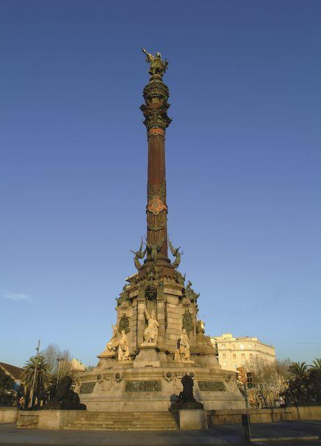 Kristof Kolomb Anıtı