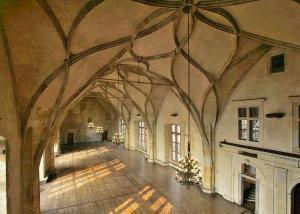 Old Royal Palace - Eski Kraliyet Sarayı'nın Vladislav Salonu