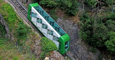 Trenle Gidiş Dönüş Dahil Montserrat Turu