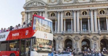 Üstü Açık Otobüsle Paris Turu (3)