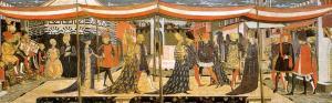 Cassone Adimari - Düğün Merasimi Eseri - Galleria dell'Accademia (Akademi Galerisi) - Floransa, İtalya