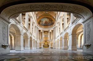 Chapelle Royale - Versay Sarayı - Paris