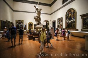 Colossus Salonu - Galleria dell'Accademia (Akademi Galerisi)