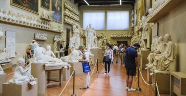 Galleria dell'Accademia (Akademi Galerisi)