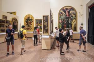 Galleria dell'Accademia (Akademi Galerisi) barındırdığı sanat eserleriyle giriş ücretini sonuna kadar hakeden bir yer.