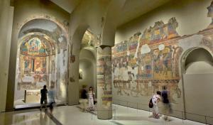 Katalan Ulusal Sanat Müzesi - Romanesk Sanatı