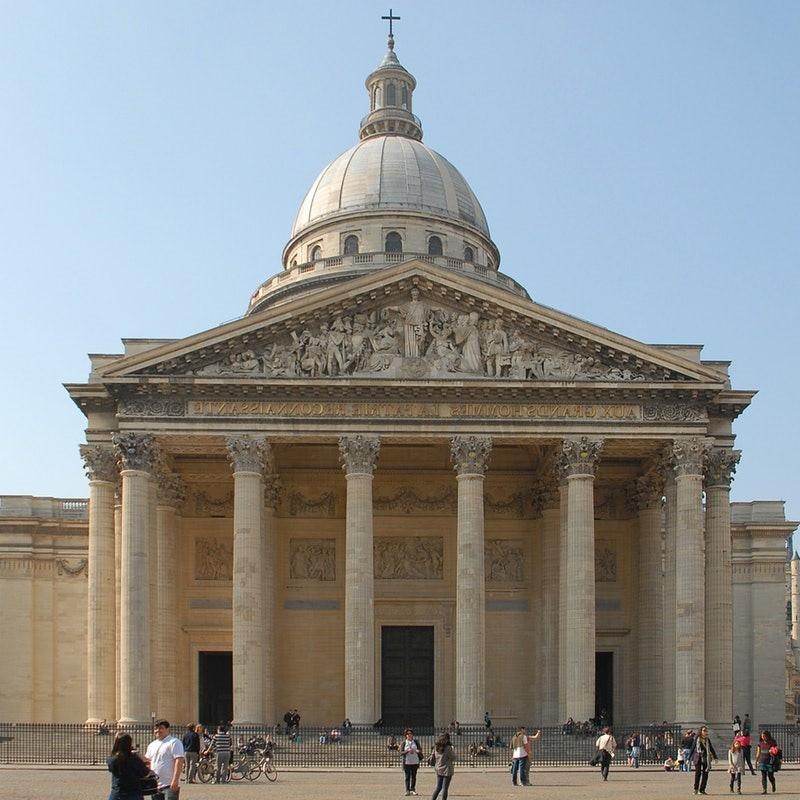 Panthéon, Paris