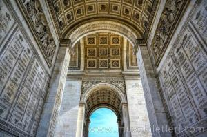 Paris Zafer Takı'ndan detaylar