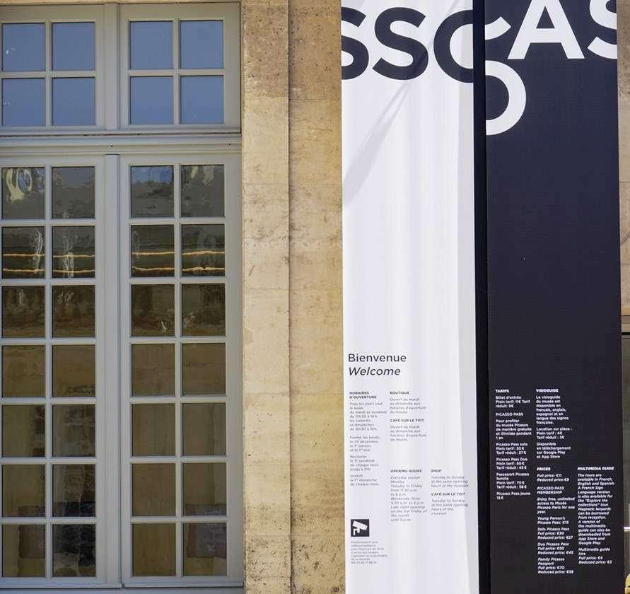 Picasso Müzesi - Musée Picasso