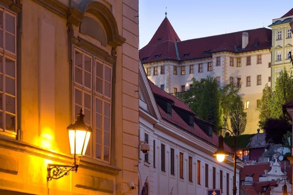 Lobkowicz Sarayında Gün İçi Konseri