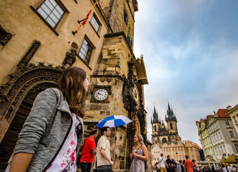 Prag Yürüyüş Turu