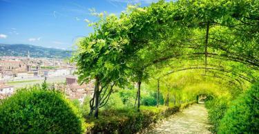 Boboli Bahçeleri - Floransa - İtalya (2)