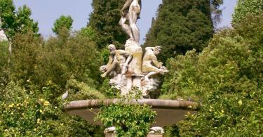 Boboli Bahçeleri - Floransa - İtalya (3)