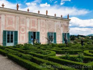 Boboli Bahçeleri'ndeki Porselen Müzesi