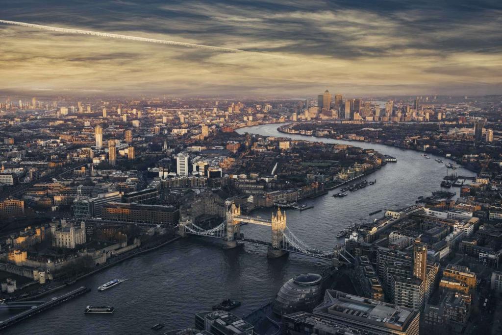 Londra Shard Binası