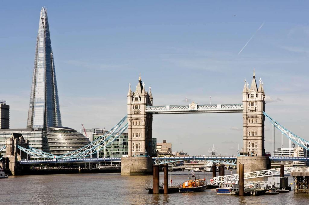 Londra Shard Binası