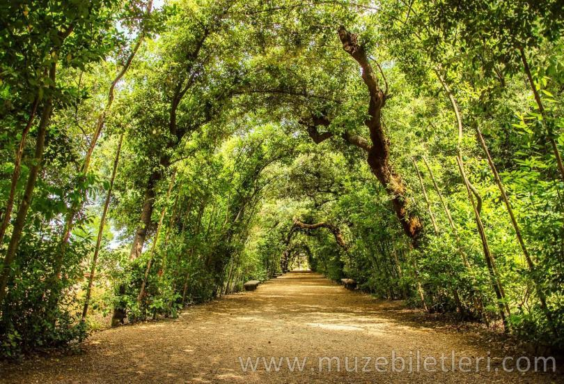 Muhteşem Boboli Bahçeleri