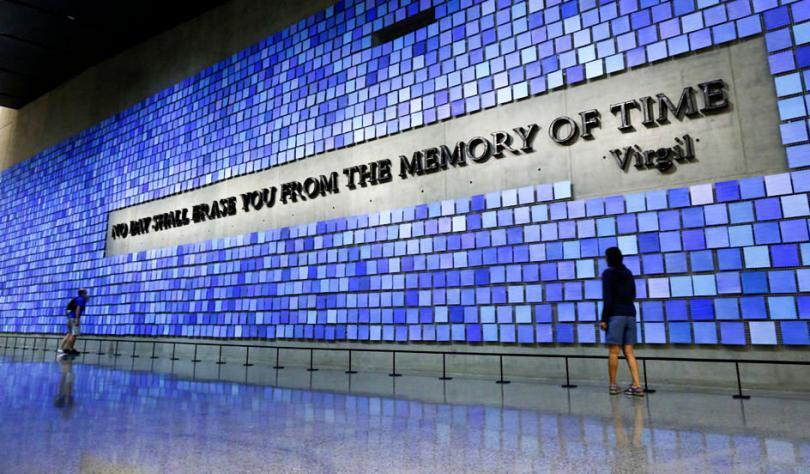 New York 11 Eylül Müzesi ve Anıtı