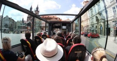 Otobüsle Prag Şehir Turu