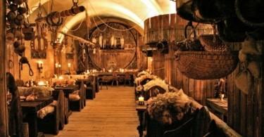 Prag Ortaçağ Temalı Akşam Yemeği