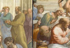 Atina Okulu Sokrates ve İbn-i Rüşd