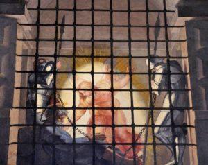Aziz Peter'in Kurtuluşu - Raphael Odaları