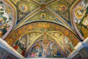 Vatikan Müzesi Borgia Daireleri