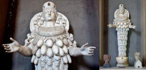 Efes Artemisi - Candelabra Galerisi, Vatikan Müzeleri.
