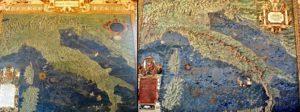 Vatikan Müzesi Haritalar Galerisi İtalya Haritası