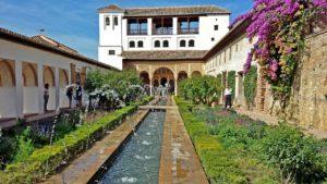Generalife - El Hamra Sarayı