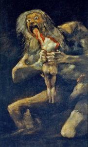 Goya – Saturn Oğlunu Yerken
