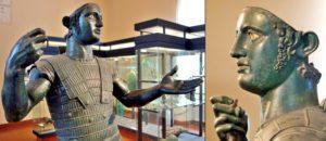 Todi Marsı heykeli - Etrüsk Müzesi, Vatikan.