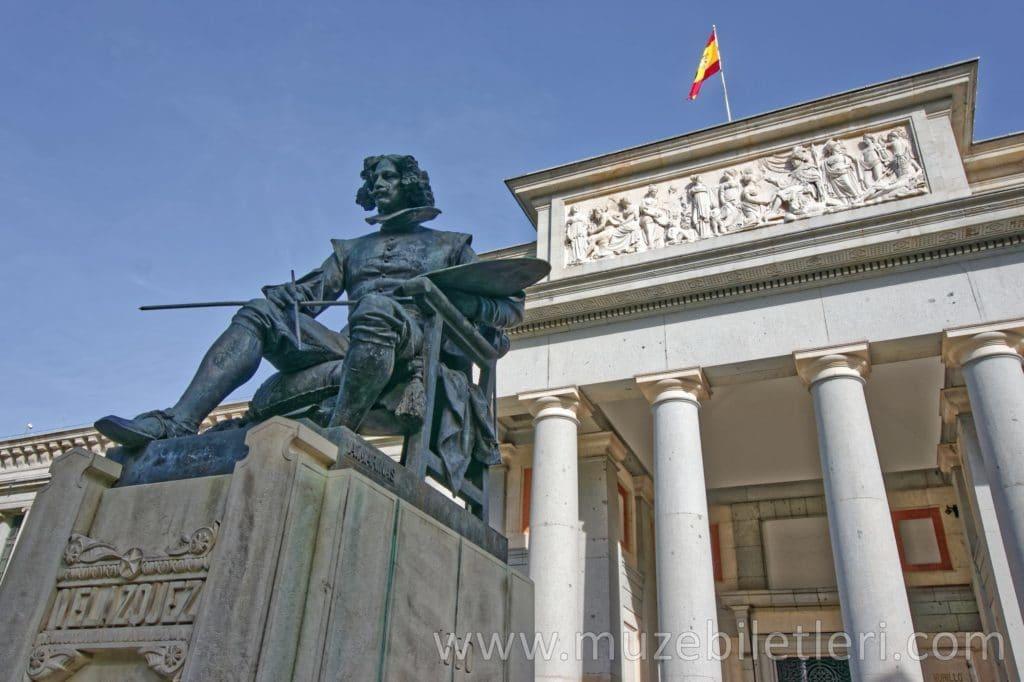Madrid Bilet ve Turları