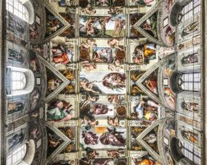 Sistina Şapeli - Vatikan Müzesi