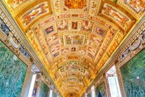Vatikan Haritalar Galerisi