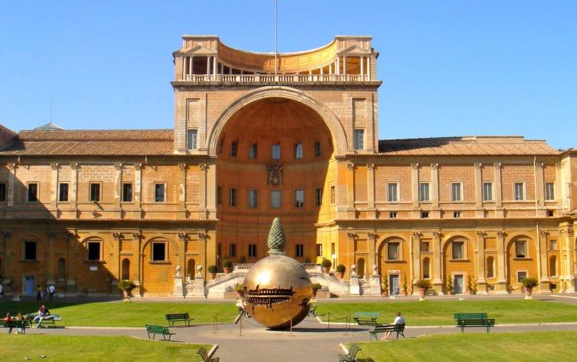 Vatikan Müzesi (Musei Vaticani)