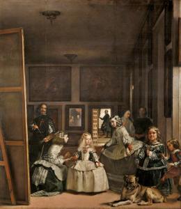 Velazquez - Nedimeler - Prado Muzesi