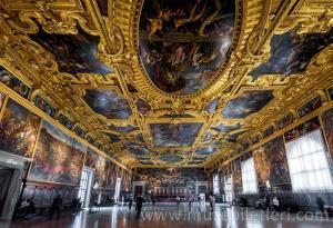 Sala del Maglior Consiglio - Dükler Sarayı