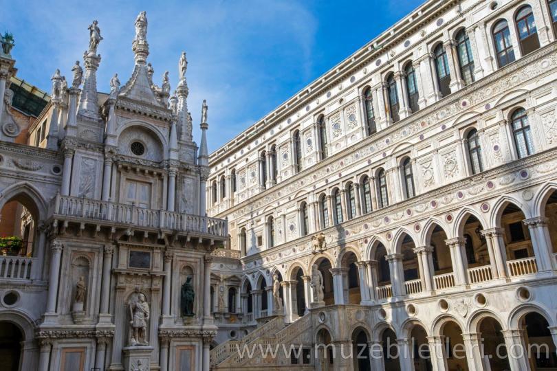 Venedik Dükler Sarayı