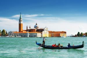 Venedik Gondol Turu - Büyük Kanal