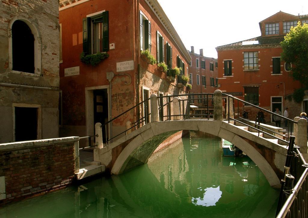 Venedik'in muhteşem sokakları
