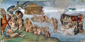 Büyük Tufan - Nuh Tufanı