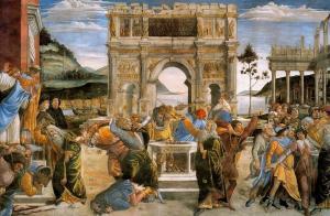 Korah Oğullarının Cezası veya İsyancıların Cezası - Musa'nın Hayatı