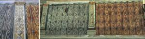 Sistina Şapeli'ndeki Perde Süslemeleri